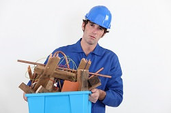 reliable builders waste collection company